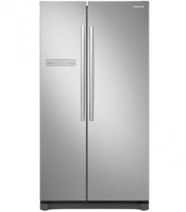 Side by Side Samsung RS54N3003SA, 535 l, Clasa A+, H 178.9 cm, No Frost, Compresor Inverter, Inox