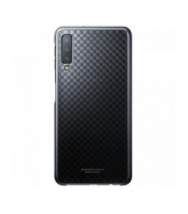 Husa Gradation Cover Samsung (Galaxy A7 2018) -  Black