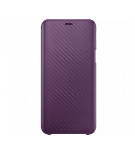 Husa Flip Wallet Samsung Galaxy J6 (2018), Purple
