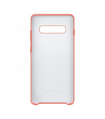 Husa Silicone Cover Samsung Galaxy S10+, Berry Pink