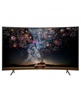 LED TV curbat Smart Samsung UE49RU7372, 123cm, 4K Ultra HD (2019)