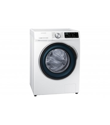 Masina de spalat Samsung WW10N644RBW, 10 kg, 1400 RPM, A+++, Motor Inverter, Smart Control, EcoBubble, Ceramic Heater