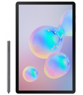 Tableta Samsung Galaxy Tab S6, Octa-Core, 10.5, 6GB RAM, 128GB, 4G, Mountain Grey, SM-T865NZAAROM