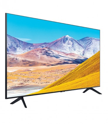 LED TV Smart Samsung 55TU8072, 138cm, 4K Ultra HD (2020), HDR, Crystal Display, UE55TU8072