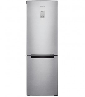 Combina frigorifica Samsung RB33N340NSA, 315l, Clasa A+++, Full No Frost, Power Freeze, Digital Invertor, Metal Graphite