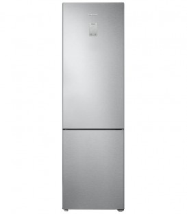 Combina frigorifica Samsung RB37J546MSA, 353 l, Clasa A+++, Full No Frost, Compresor Digital Inverter, Display, Metal Graphite