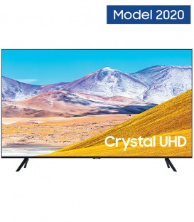 LED TV Smart Samsung 50TU8002, 127cm, 4K Ultra HD (2020), HDR, Crystal Display, UE50TU8002