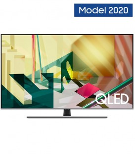 LED TV Samsung 55Q75T, QLED, 138 cm, 4K Ultra HD (2020), QE55Q75TA
