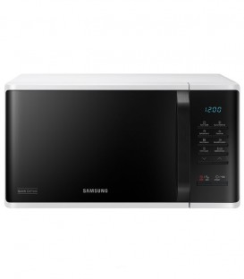 Cuptor cu microunde Samsung, 23 L. 800W, Quick Defrost, MS23K3513AW