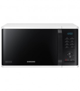 Cuptor cu microunde SAMSUNG MS23K3515AW, Quick Defrost, 23l, 800W, alb