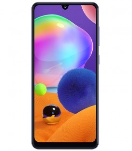 Samsung Galaxy A31 (2020) Dual SIM, 64GB, LTE, Prism Crush Blue, SM-A315GZBUEUE
