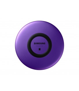 Incarcator Wireless SAMSUNG BTS Edition EP-P1100REEGEU, QI, Type C, Violet