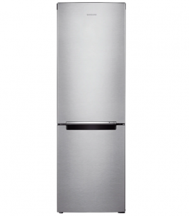 Combina Frigorifica Samsung RB33J3030SA/EO, 328l, No Frost, All Around Cooling, Digital Inverter, 185 cm, Afisaj Intern, Inox