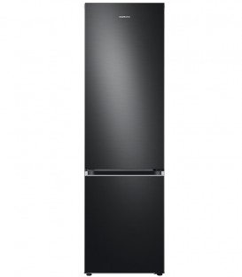 Combina frigorifica Samsung RB38T600DB1 385l, 203 cm, Clasa A++, Inverter, All-Around Cooling, SpaceMax, Black Beuty