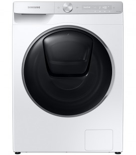 Masina de spalat rufe Samsung WW90T986ASH, 9 kg, 1600 RPM, Digital Inverter, AddWash, QuickDrive, EcoBubble, WiFi, AI Wash, Alb