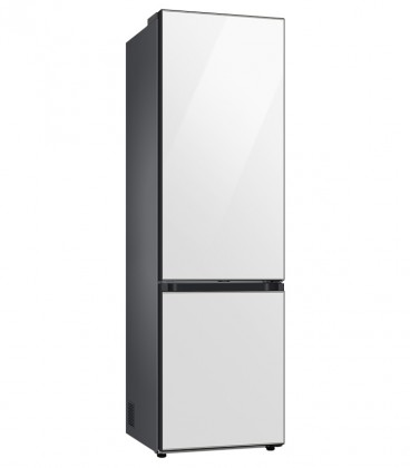Combina frigorifica Samsung RB38A7B5312, BeSpoke, 387L, Tehnologia SpaceMax, Twin Cooling