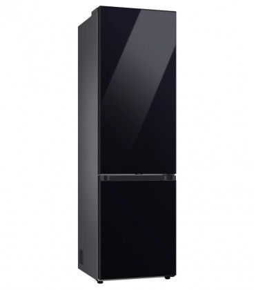 Combina frigorifica Samsung RB38A7B5322, BeSpoke, 387L, Tehnologia SpaceMax, Twin Cooling