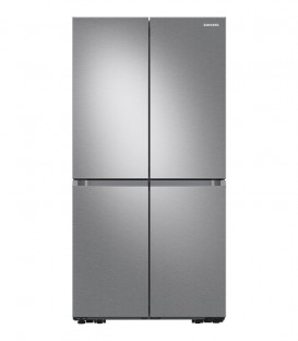 SIDE BY SIDE SAMSUNG RF65A967ESR, 647L, Triple Cooling, French Door