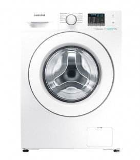 Masina de spalat Samsung, 8 kg, 1200 RPM, Clasa A+++, Display LED, Eco Bubble, WF80F5E0W2W