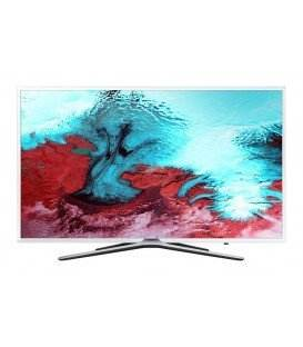 LED TV SAMSUNG UE55K5582, 138 cm, Smart Full HD, Alb