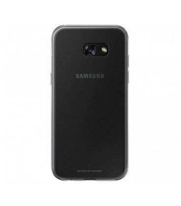 Husa Slim Cover Clear Samsung Galaxy A5 (2017) Transparenta