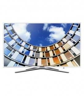 LED Smart Samsung UE49M5512, Full HD, 123 cm, Alb