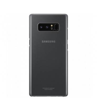 Husa Protective Cover Clear Samsung Galaxy Note 8, Black