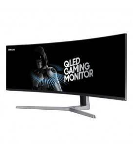 "Monitor gaming curbat Samsung 49"", Super Ultra-wide screen, HDMI, Display Port, mini Display Port, LC49HG90DMUXEN"