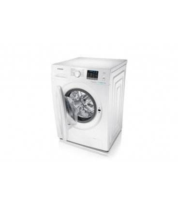 Masina de spalat Samsung WF80F5E0W2W, 8 kg, 1200 RPM, Clasa A+++, Display LED, Eco Bubble