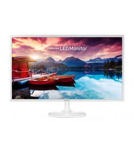 "Monitor LED Samsung 32"" LS32F351FUUXEN, Full HD, 16:9, Eyesaver, Superslim"